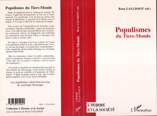 Couverture POPULISMES DU TIERS-MONDE
