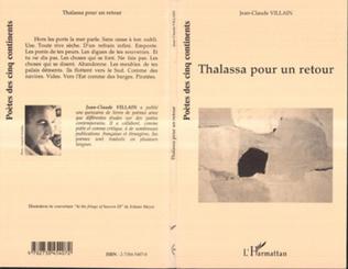 Couverture THALASSA POUR UN RETOUR
