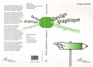 Couverture Design, graphique et changement