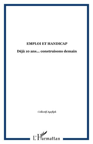 Couverture EMPLOI ET HANDICAP