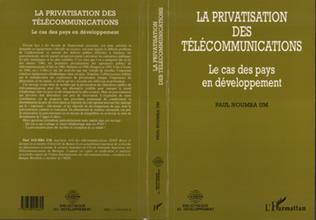 Couverture LA PRIVATISATION DES TELECOMMUNICATIONS