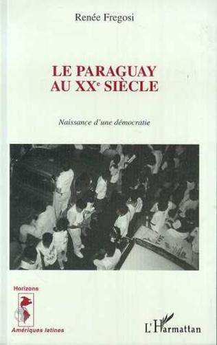 Couverture Le Paraguay au XXè siècle