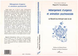 Couverture HÉBERGEMENT D'URGENCE ET ANIMATION PSYCHOSOCIALE