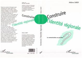 Couverture Construire l'identité régionale