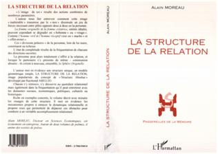Couverture LA STRUCTURE DE LA RELATION