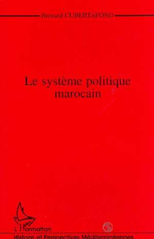 Couverture Le système politique marocain