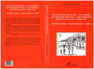 Couverture Dictionnaire français/cap-verdien