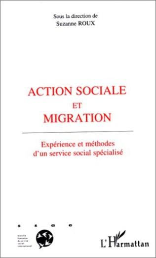 Couverture ACTION SOCIALE ET MIGRATION