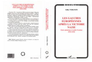 Couverture Les gauches européennes après la victoire nazie