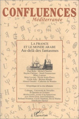 Couverture La France et le monde arabe