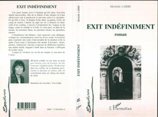 Couverture Exit indéfiniment