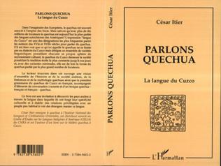 Couverture Parlons quechua