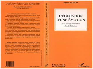 Couverture L'éducation d'une émotion