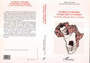 Couverture Patrice Lumumba entre dieu et diable