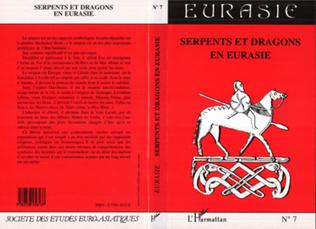 Couverture Serpents et dragons en Eurasie