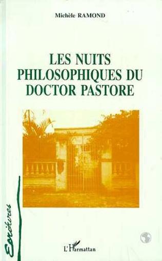 Couverture Les nuits philosophiques du Doctor Pastore