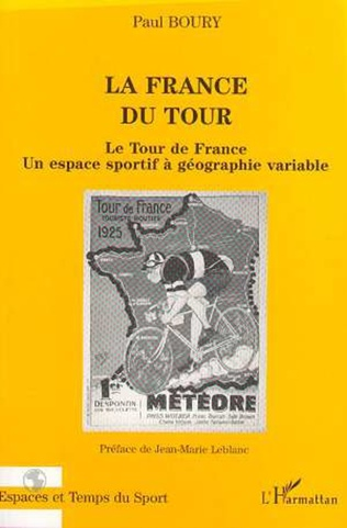 Couverture LA FRANCE DU TOUR