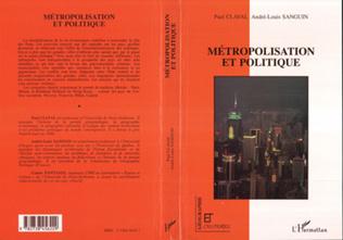 Couverture Métropolisation et politique