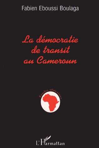 Couverture La démocratie de transit au Cameroun