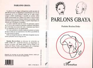 Couverture Parlons Gbaya