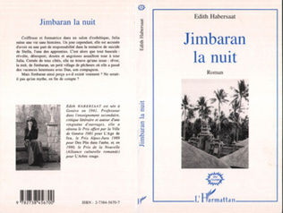 Couverture Jimbaran la nuit