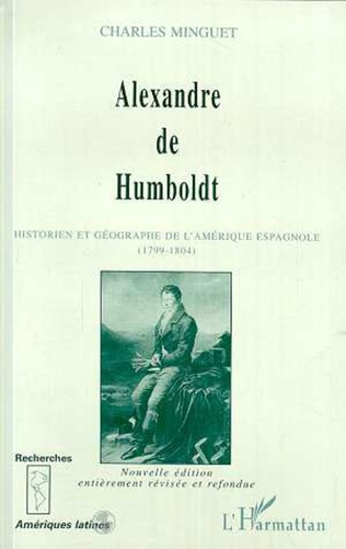 Couverture Alexandre de Humboldt