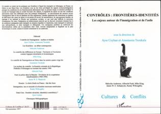 Couverture Contrôles : frontières - identités