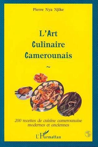 Couverture L'art Culinaire Camerounais
