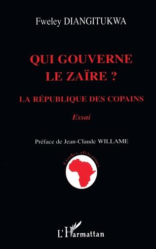 Couverture Qui gouverne le Zaïre ?