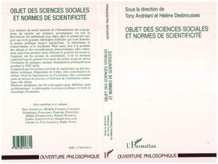 Couverture La constitution du social en objet de science et la question de la souveraineté du peuple