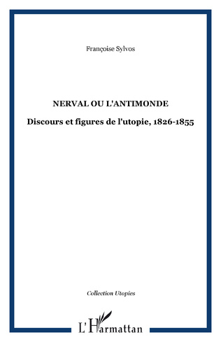 Couverture Nerval ou l'antimonde