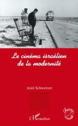 Couverture Le cinéma israélien de la modernité