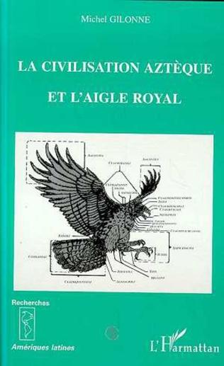 Couverture La civilisation aztèque et l'aigle royal
