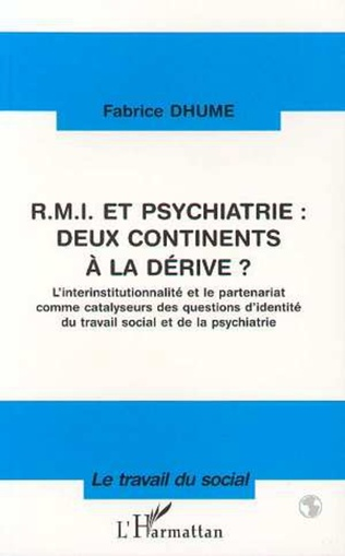 Couverture RMI et psychiatrie : deux continents à la dérive ?
