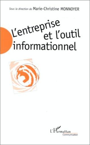 Couverture L'entreprise et l'outil informationnel