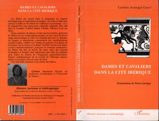 Couverture Dames et cavaliers dans la Cité ibérique