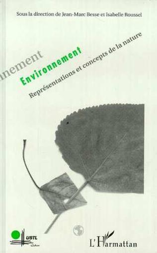 Couverture Environnement