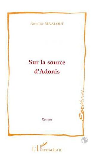 Couverture SUR LA SOURCE D'ADONIS