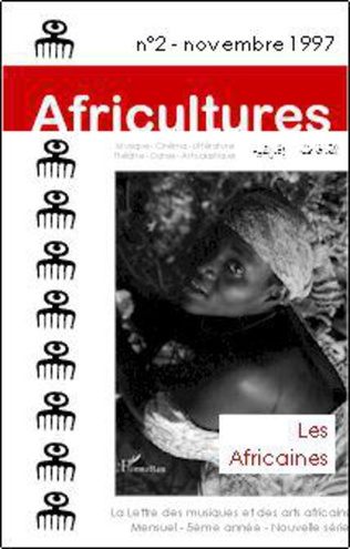 Couverture Les Africaines
