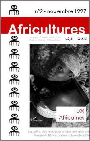 Couverture Les Africaines