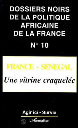 Couverture FRANCE-SENEGAL