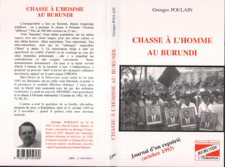 Couverture Chasse à l'homme au Burundi