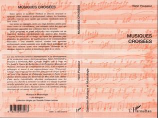 Couverture Musiques croisées