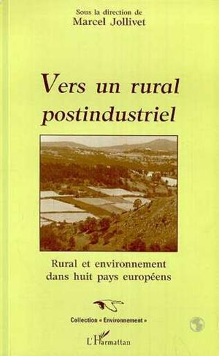 Couverture Vers un Rural Postindustriel