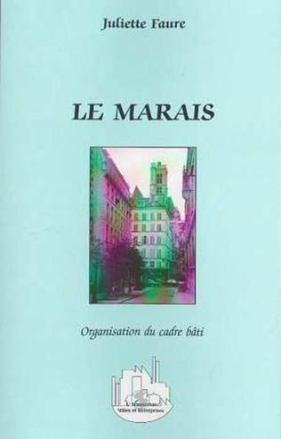 Couverture Le Marais