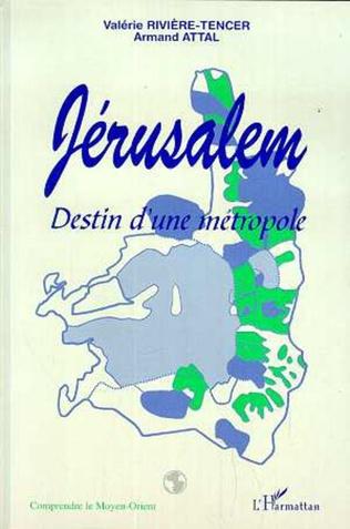 Couverture JERUSALEM