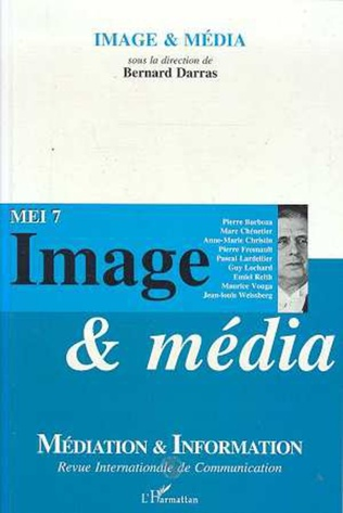 Couverture IMAGE ET MEDIA