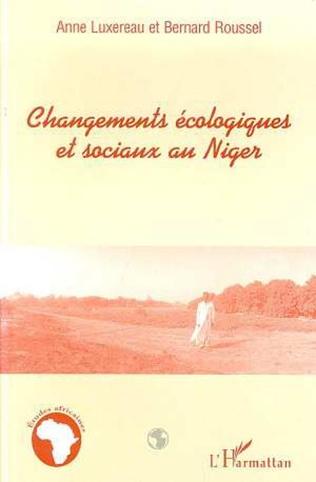 Couverture Changements Économiques et Sociaux au Niger