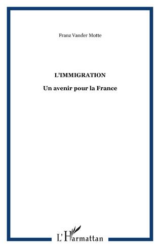 Couverture L'immigration