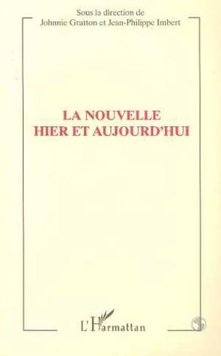 Couverture Le long et le court : une nouvelle de Proust